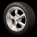 Vintage Wheel and Tire Packages