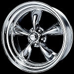 Chrome PVD Torq Thrust II 15x7 5x4.75 3.75