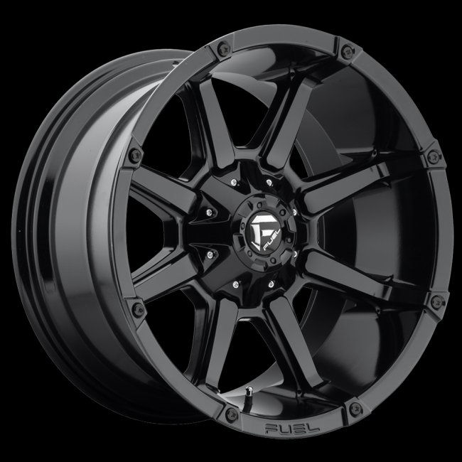 7 Passenger Suv List >> Fuel Gloss Black D57520909850 Coupler 20x9 6x135, 6x5.5 +1mm