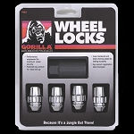 12mm x 1.25 Acorn Bulge Locking Lugs (4 Pack)