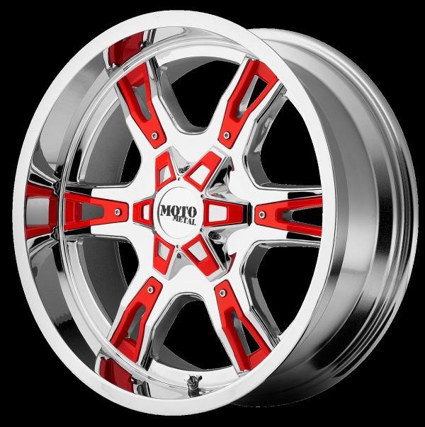 Mo96981080224n Moto Metal 969 18x10 8x6 5 24mm