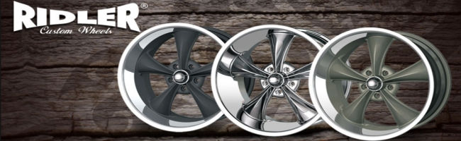 Ridler 695 Wheels at Discounted Price