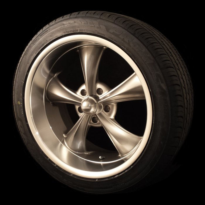 Off Road Rims And Tires Package >> Ridler 695 17x7 & 17x8 5x4.5 Staggered Package