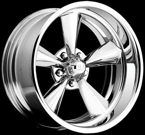 Moto Metal Wheels >> Custom Chrome Centered Standard 17x10
