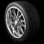 U.S. Mags Rambler Wheel and Tire Package