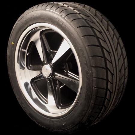 U S Mags Bandit 17x8 5 4 5 Wheel Amp Tire Package