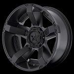 XD811 Rockstar II 20x12 6x135 - 6x5.5 Wheels and Tires Package