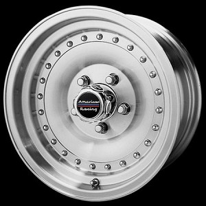 Outlaw I 15x8 5x4.75 -19MM Offset