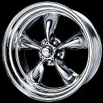 Chrome PVD Torq Thrust II 15x8 5x4.75 4.5