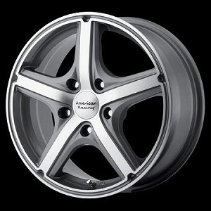Maverick 18x8 5x4.5 +40MM Offset