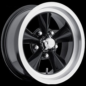 Black Standard 17x7 5/4.75 Package