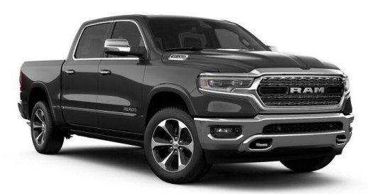 Rims for New 2019 Ram 1500