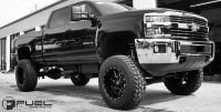 2011-Up Lifted GM 2500