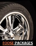 Foose Wheel and Tire Packages