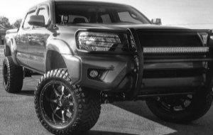 Tacoma 4WD '01-Up