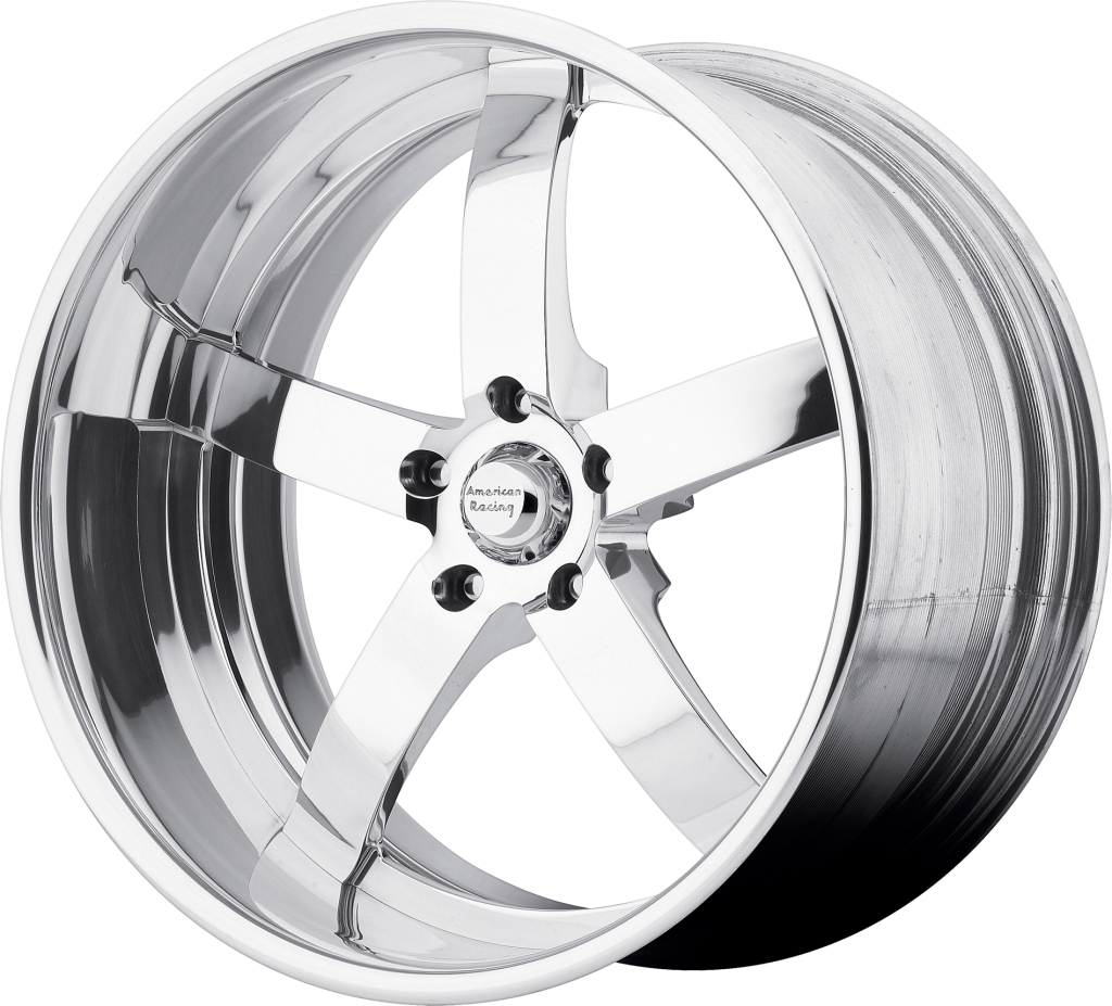 VF495 Forged Straight Spoke 18x12