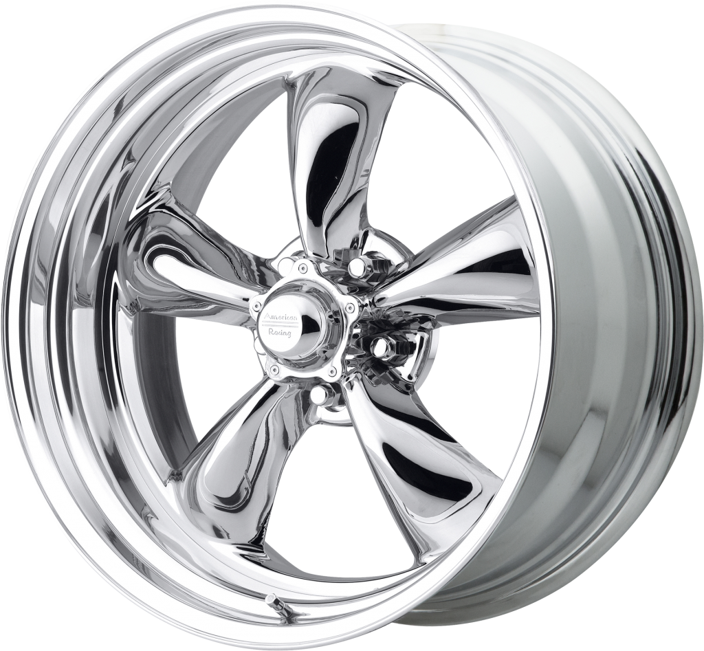Chrome Torq Thrust II 15x12