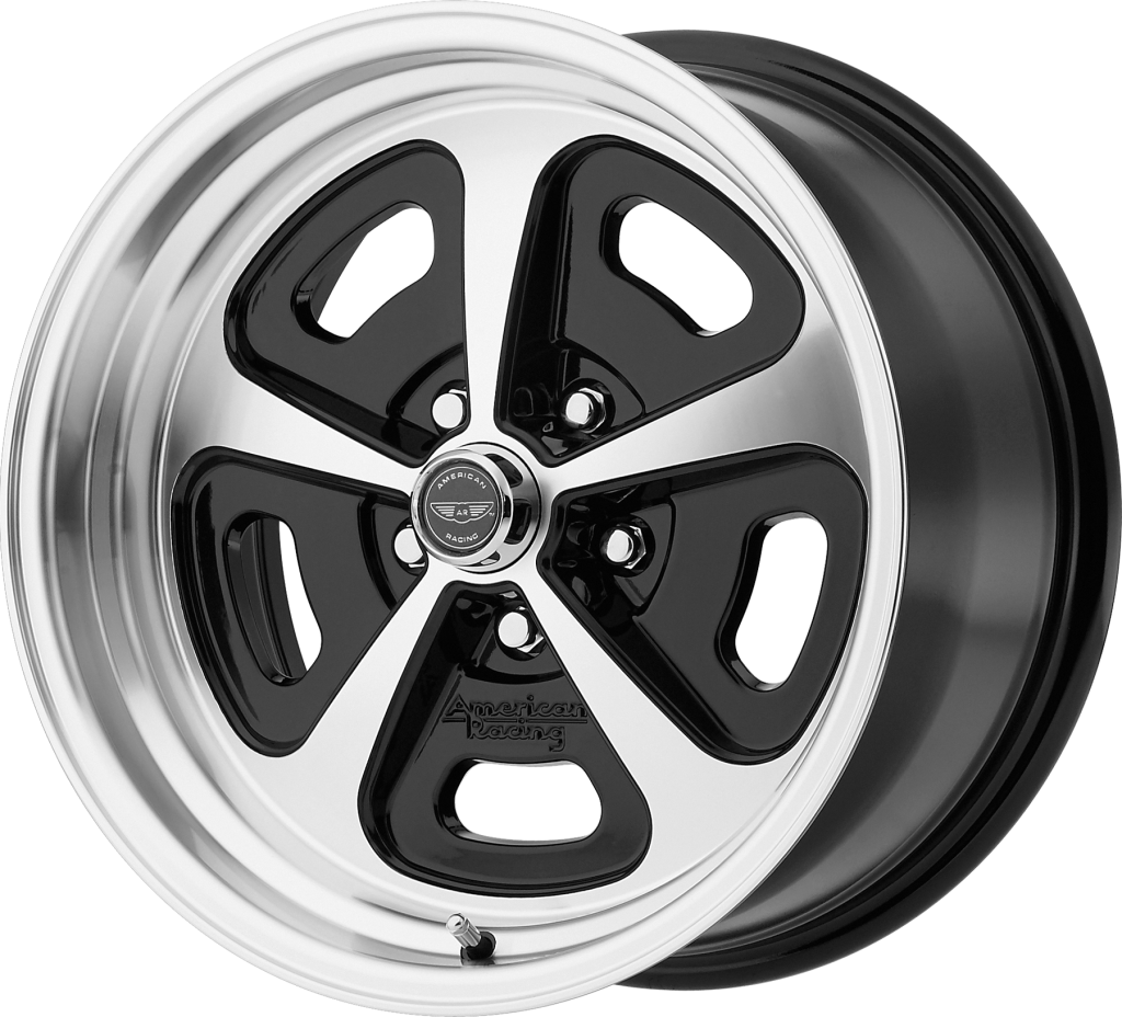 VN501 15x8 5x4.75 Machined (0mm)