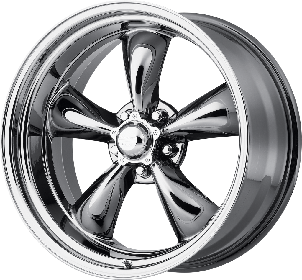 Chrome PVD Torq Thrust II 18x10 5x4.75 5.75