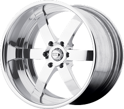 VF496 Forged Straight Six Spoke