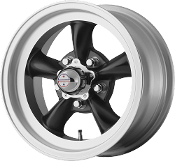 Torq Thrust D Black 15x10 5x4.75 3.75