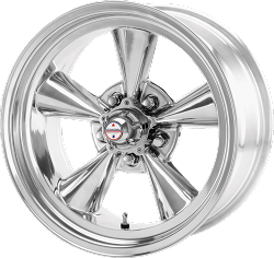 Polished Torq Thrust Original 15x5 5x4.75 3.20