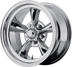Chrome Torq Thrust D Wheel and Tire Packages
