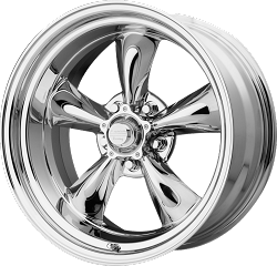 Chrome Torq Thrust II 20x10 5x4.75 5.75
