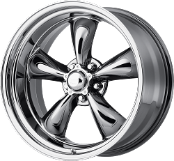 Chrome PVD Torq Thrust II 15x7 5x4.5 3.75