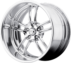 VF497 Forged Split Spoke 17x7