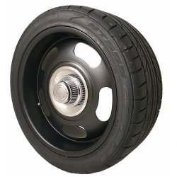 Black Rally Wheel and Tire Packages