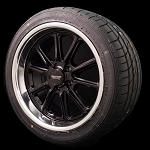 Black Rodder Wheel and Tire Package