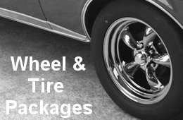 American Racing Wheel and Tire Packages