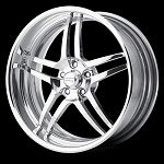 VF481 2pc Forged
