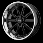 Rodder Gloss Black