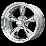 Chrome Torq Thrust II 15x10 5x4.75 3.75