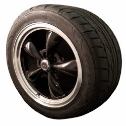 Torq Thrust M Black Wheel and Tire Packages