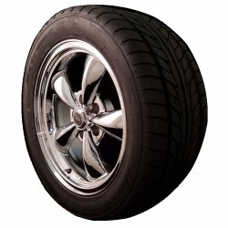Torq Thrust M 17x7 - 17x8 5x4.5 Wheel and Tire Package Set of Four