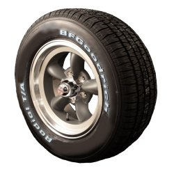 Torq Thrust D 15x7 5x4.75 Wheel and Tire Package Set of Four