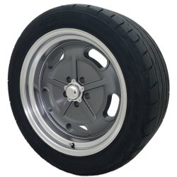 Mag Gray Salt Flat Wheel and Tire Packages