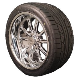 Chrome Rodder Wheel and Tire Packages