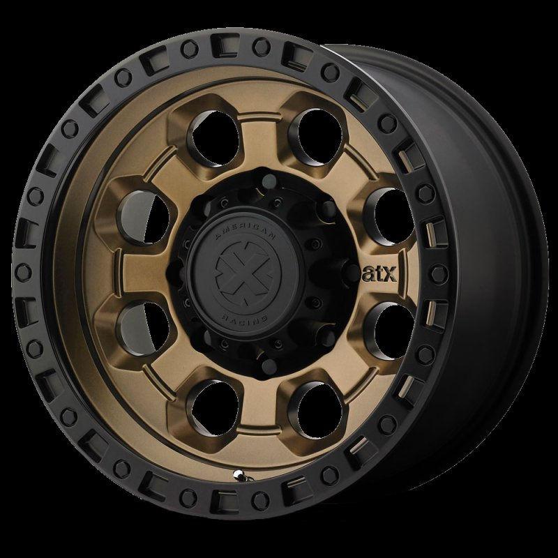 AX20168080600 AX201 16x8 8x6.5 Bronze (0 mm)