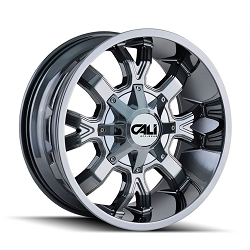 Dirty Chrome 20x10 8x6.5, 8x170 -19mm