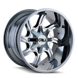 Twisted Chrome 20x14 6x135, 6x5.5 -76mm