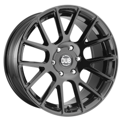 Luxe 20x9 Gloss Black 6x139.7 (6x5.5) Bolt Pattern 30mm Offset