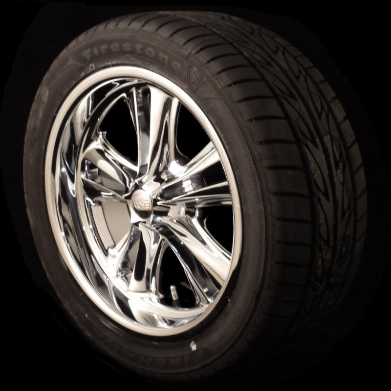 Fuel Truck Wheels >> Foose Knuckle 18x8 and 18x9.5 5x4.75 Wheel & Tire Package