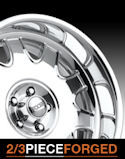 Foose 2-3pc Forged