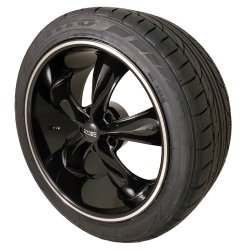 Black Legend Wheel and Tire Packages
