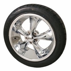 Foose Legend Wheel and Tire Packages