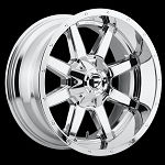 20x10 Maverick 5/5.5 - 5/150  -24MM Offset